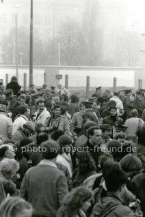 Grenzöffnung der DDR